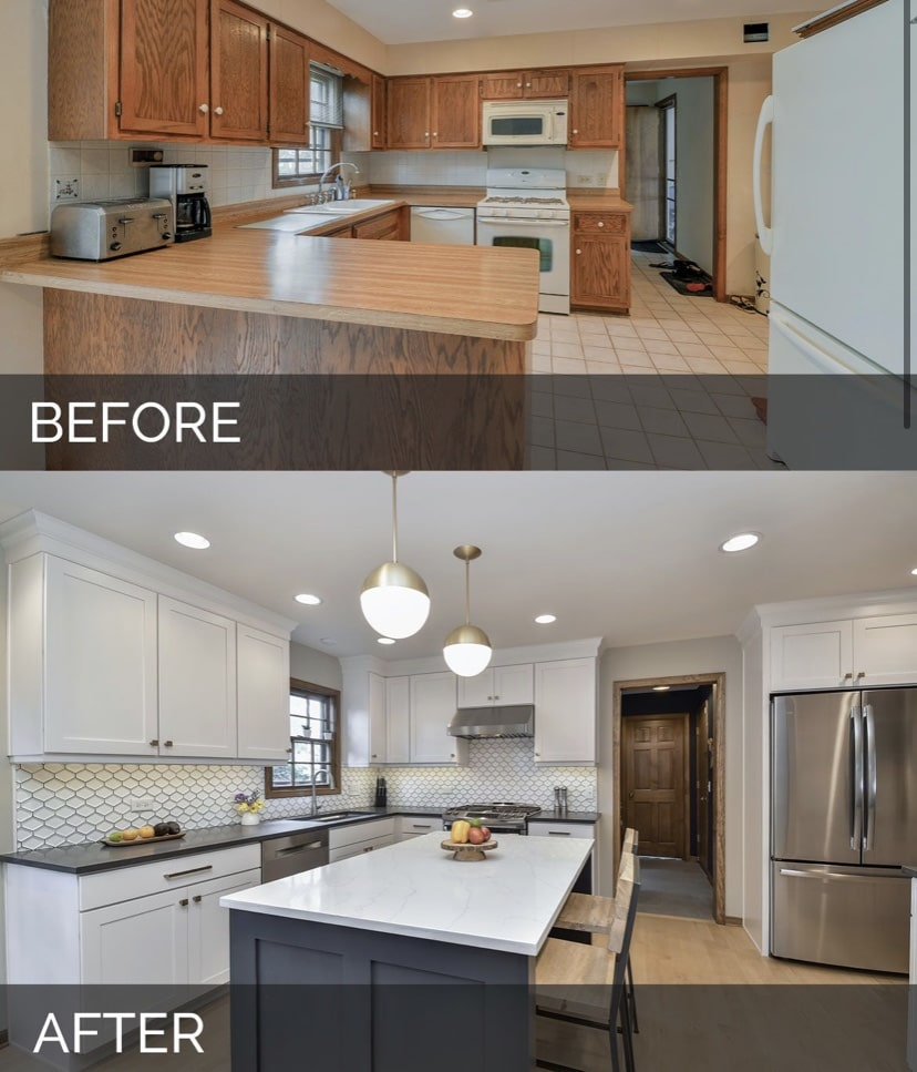Kitchen Remodeling Legaccy Contractor
